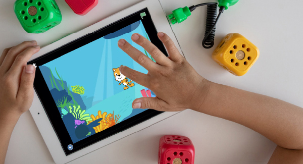 Code Your Own Arcade from ScratchJr